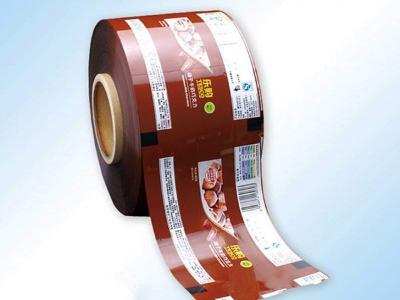 食品热收缩膜标签