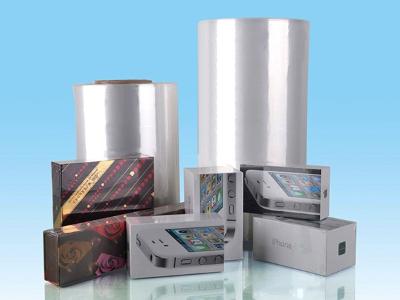 电器产品收缩膜标签