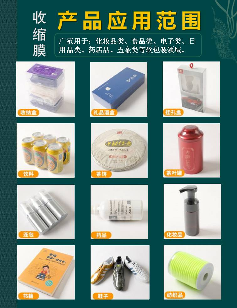 POF收缩膜产品用途详情说明 (2)