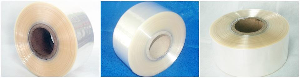 PVC透明收缩膜
